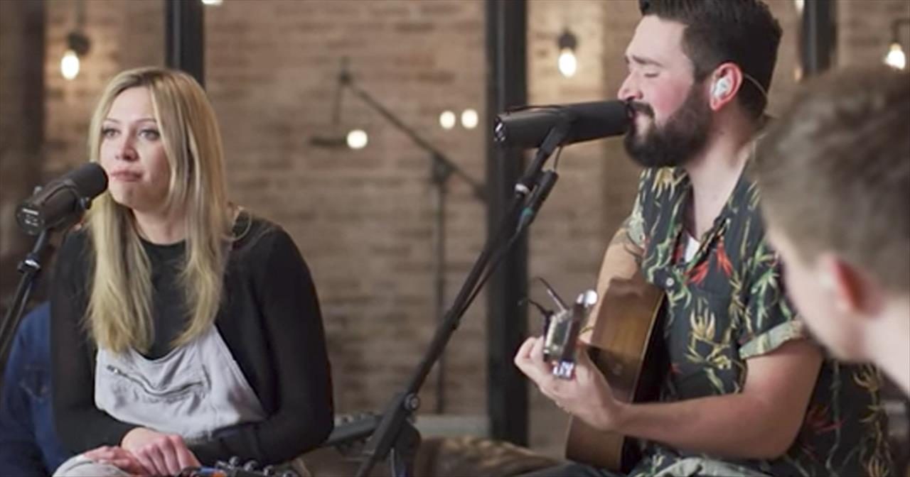 'Love Won't Let Me Down' - Hillsong Young And Free Acoustic Performance