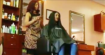 God Leads Hairstylist To Give Back To Homeless Women