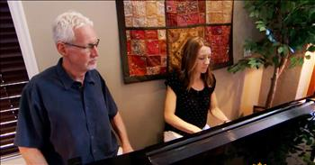 Woman Helps Alzheimer's Patient Recompose Forgotten Songs