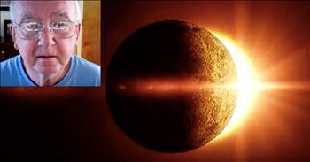 70-Year-Old Warns Others About Solar Eclipse Dangers