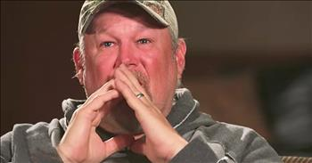 Larry The Cable Guy Cries Talking About 'Cars' Role