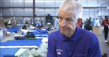Furniture Store Owner Opens Doors For Flood Victims