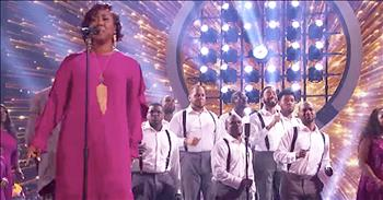 Gospel Choir Covers 'I Don't Want To Miss A Thing'