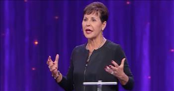 Joyce Meyers Encourages Us To Always Forgive