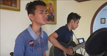%27In+Christ+Alone%27+-+Hymn+Cover+From+Aldrich+And+James