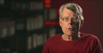 Author+Stephen+King+On+Faith+And+His+Tales