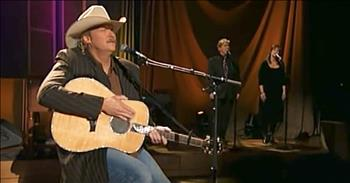 'I Love To Tell The Story' - Hymn From Alan Jackson
