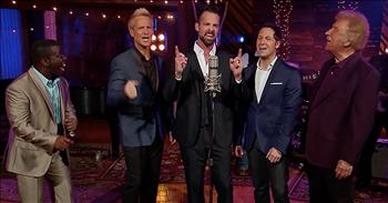 'Chainbreaker' - Gaither Vocal Band Sings Gospel Hit