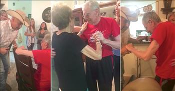 Husband With Alzheimer's Dances Again