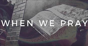 'When We Pray' - Worship From Tauren Wells