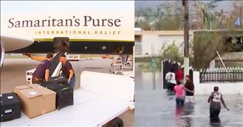 Samaritan's Purse Helps Hurricane Maria Victims