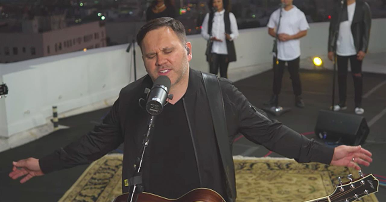 'Greatest Hallelujah'- Matt Redman Acoustic Worship