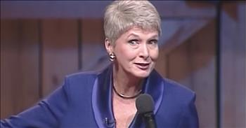 Jeanne Robertson Shares Baton Twirling Story