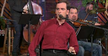 Because He Lives' - Bradley Walker Performs Classic Hymn