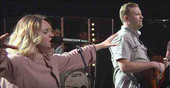 Worship Mashup Of 'You Deserve It All' And 'Jesus, We Love You'