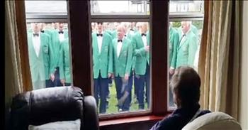 Tenor Group Serenades Dying Man