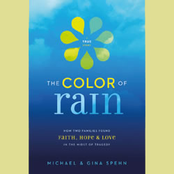 "Book Spotlight: ""The Color Of Rain"""