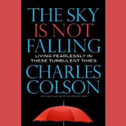 "Book Spotlight: ""The Sky Is Not Falling"""