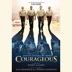 "Book Spotlight: ""Courageous"""