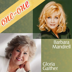 One on One: Gloria Gaither & Barbara Mandrell