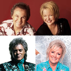 One on One: The Easters & Marty Stuart and Connie Smith