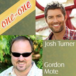 One on One: Gordon Mote & Josh Turner