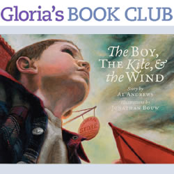 """The Boy, the Kite and the Wind"""