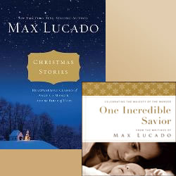 """Christmas Stories"" & ""One Incredible Savior"""