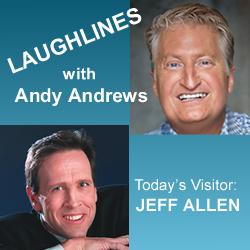 Laughlines: Jeff Allen