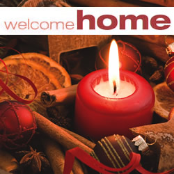 Welcome Home: Christmas Naturally