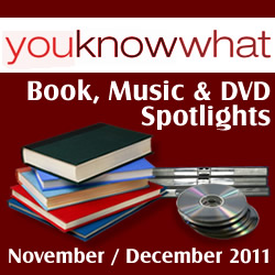 Book, Music, & DVD Spotlights