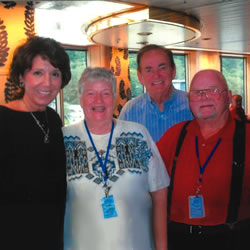 Remembering An Uplifting Cruise With The Gaithers