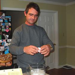TIM DUNCAN's Grandma's Cornbread