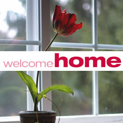 Welcome Home: Come, Spring!