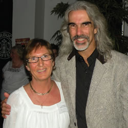 Ann Meets Guy Penrod