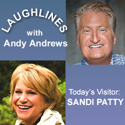 Laughlines: Sandi Patty