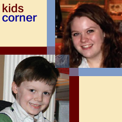 KIDSCORNER: Callie Phelps & Landon Ritchie