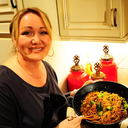 KIM HOPPER'S Favorite Stir Fry