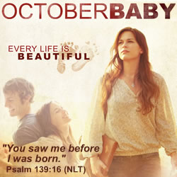 "Movie Spotlight: ""October Baby"""