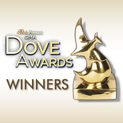 43rd Annual GMA Dove Awards WINNERS!