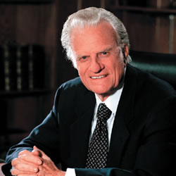Billy Graham — Still Admired