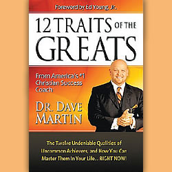 "Book Spotlight: ""12 Traits of the Greats"""