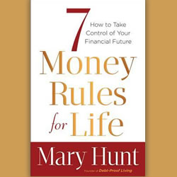 "Book Spotlight: ""7 Money Rules for Life"""