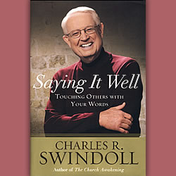 "Book Spotlight: ""Saying It Well"""