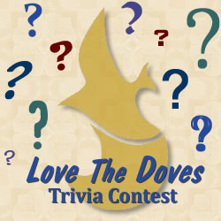 Love the Doves Trivia Contest