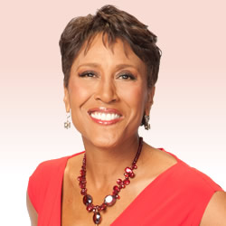 Robin Roberts: Positively Anchored