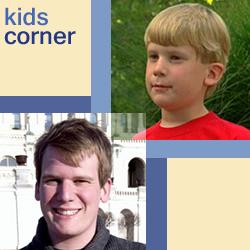 KIDSCORNER: Will Jennings