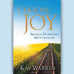 "Book Spotlight: ""Choose Joy"""