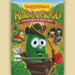 "DVD Spotlight: ""Robin Hood and His Not So Merry Men"""