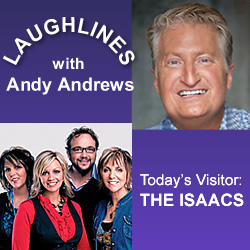 Laughlines: The Isaacs